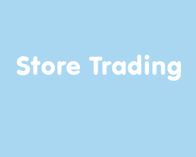 Store Trading Update - 400x321