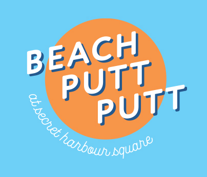Secret Harbour Beach Putt Putt 404x346px