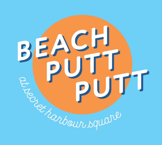 Secret Harbour Beach Putt Putt 682x612px