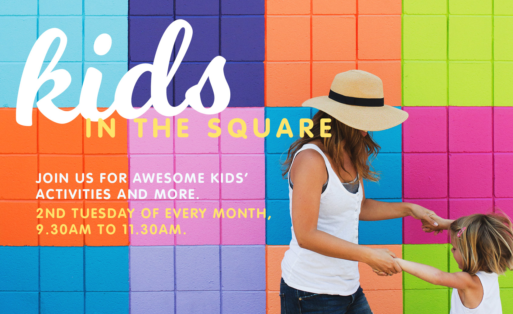 Kids in the Square - home page carousel - 844x517