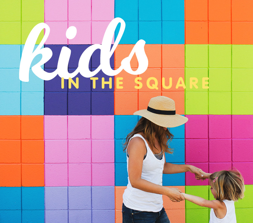Kids in the Square - Listing page events - 404x346