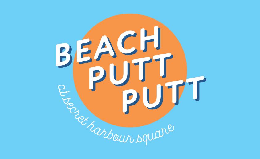 Secret Harbour Beach Putt Putt 844x517px